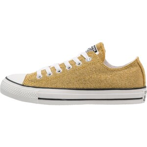 Converse CHUCK TAYLOR ALL STAR Baskets basses gold/white/black
