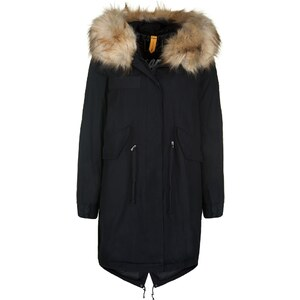 BLONDE No. 8 Parka San Marino Fake Fur