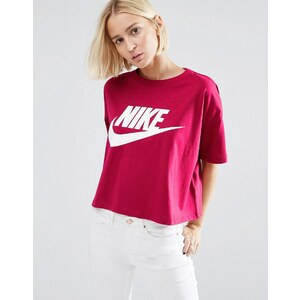 Nike - Signal - T-shirt court - Rouge