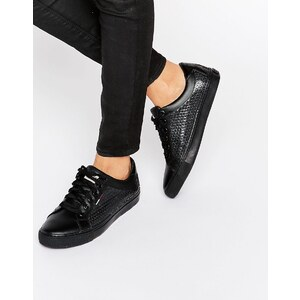 Hilfiger Denim - Luciana - Baskets à sequins - Noir
