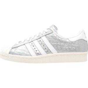 adidas Originals SUPERSTAR 80S Baskets basses metallic silver/white