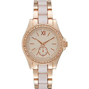 Anna Field Montre rose goldcoloured