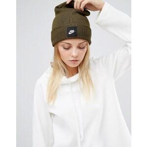 Nike - Futura - Bonnet avec logo - Vert