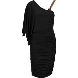 BODYFLIRT boutique Robe de fête noir femme - bonprix