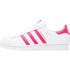 adidas Originals SUPERSTAR FOUNDATION Baskets basses white/bold pink