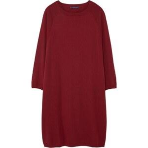 Violeta by Mango Kleid mit kurzem Schnitt - rot
