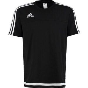 adidas Performance TIRO15 Maillot d'entraînement black/white/black