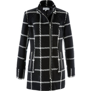 bpc bonprix collection Manteau - designed by Maite Kelly noir manches longues femme - bonprix