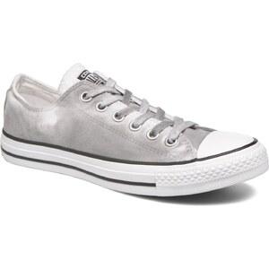 Converse - Chuck Taylor All Star Washed Ox W - Sneaker für Damen / grau