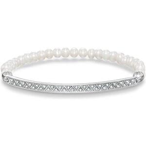 Thomas Sabo Bracelet blanc LBA0003-167-14-L15
