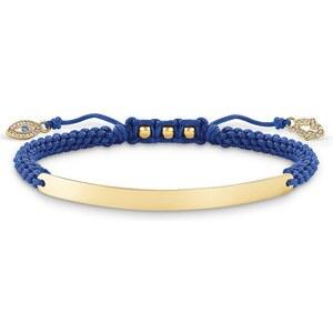 Thomas Sabo bracelet ´´œil turc or´´ bleu LBA0067-899-1-L21v