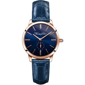Thomas Sabo Montre pour femme ´´GLAM SPIRIT´´ bleu WA0250-270-209-33 mm