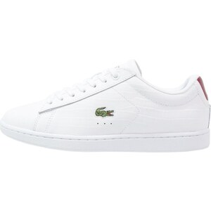 Lacoste CARNABY EVON Baskets basses weiß/ rot