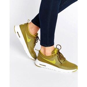 Nike - Air Max Thea - Baskets - Kaki - Vert