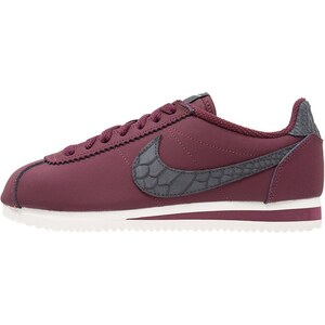Nike Sportswear CLASSIC CORTEZ SE Baskets basses night maroon/sail