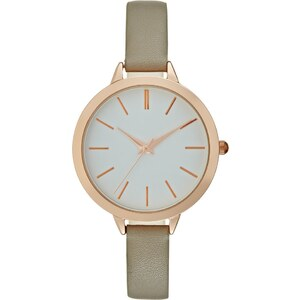 Anna Field Montre taupe