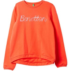 Benetton Sweat-shirt - orange
