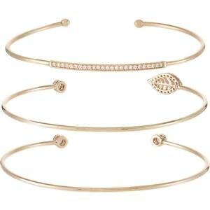 ALDO THYDDA 3 PACK Bracelet goldcoloured