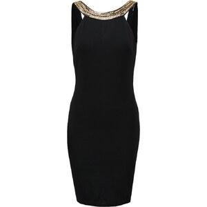 TFNC RICCOCORE Robe de soirée black/gold