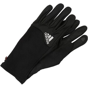 adidas Performance Gants black/rayred/silver
