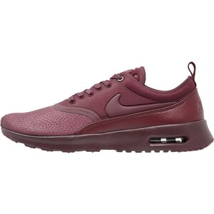 Nike Sportswear AIR MAX THEA ULTRA PREMIUM Baskets basses night maroon/dark cayenne