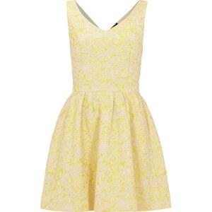 Vila Kleid aus Brokat