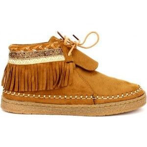 Boots façon Espadrille WILEDY - Cendriyon