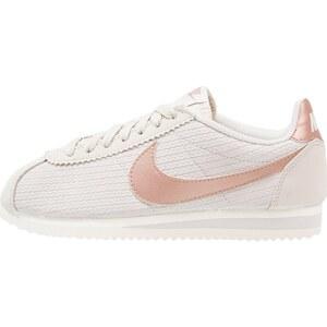 Nike Sportswear CLASSIC CORTEZ LUX Sneaker low light bone/metallic red bronze/sail