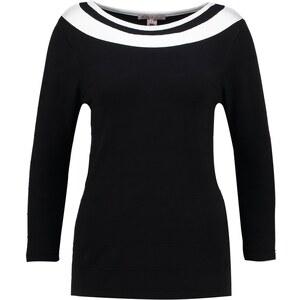 Anna Field Pullover black/offwhite