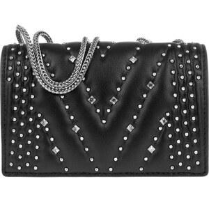MCM Sacs à Bandoulière, Diamond Disco Shoulder Bag Mini Black en noir