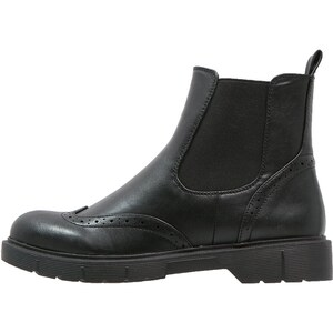 ONLY SHOES ONLBASHA Bottines à plateau black