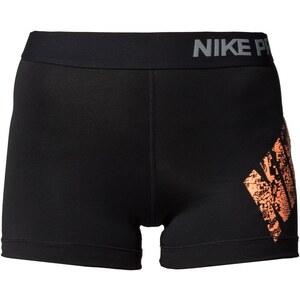 Nike Performance PRO LOGO 3 Collants black/cool grey