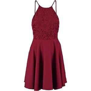 New Look Robe d'été burgundy