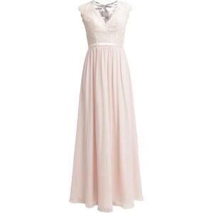Unique Robe de cocktail rose blush