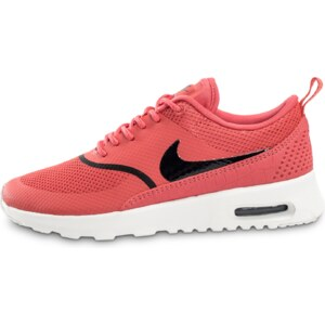 Nike Baskets/Running Air Max Thea Corail Femme
