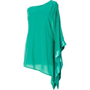 BODYFLIRT boutique Kleid langarm in grün von bonprix