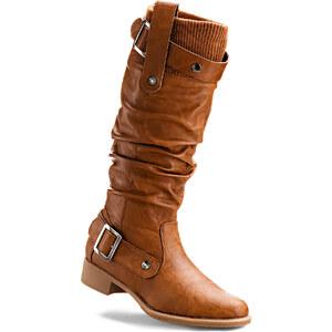 bpc bonprix collection Stiefel in braun für Damen von bonprix
