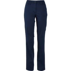 bpc bonprix collection Figurformende Stretch-Hose in blau für Damen von bonprix