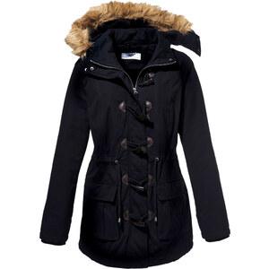 bpc bonprix collection Übergangsjacke langarm in schwarz für Damen von bonprix