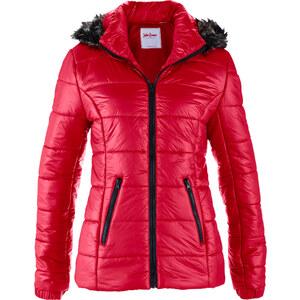 John Baner JEANSWEAR Jacke langarm in rot für Damen von bonprix