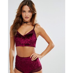 Minkpink - Crush On You - Bustier - Rouge