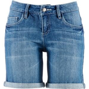 John Baner JEANSWEAR Stretch-Jeans-Shorts, Normal in blau für Damen von bonprix