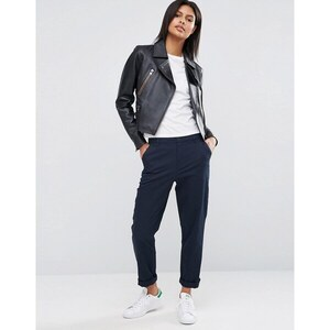 ASOS - Pantalon chino - Bleu