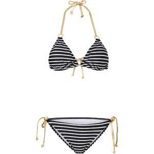 RAINBOW Triangel-Bikini in schwarz für Damen von bonprix