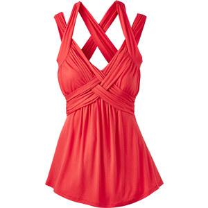 BODYFLIRT boutique Shirt ohne Ärmel in rot für Damen von bonprix