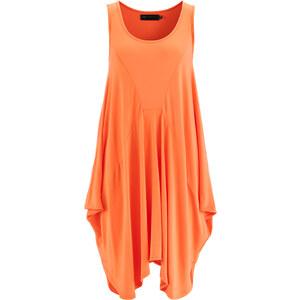 bpc selection Longtop ohne Ärmel in orange (Rundhals) für Damen von bonprix
