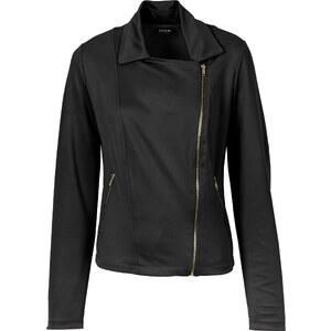 BODYFLIRT Jacke langarm in schwarz für Damen von bonprix