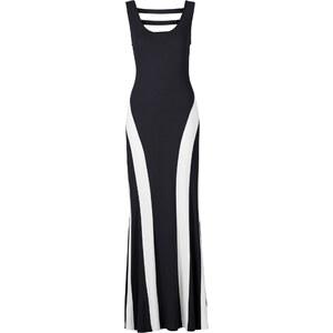 BODYFLIRT boutique Maxikleid in schwarz von bonprix