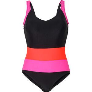 bpc bonprix collection Badeanzug in schwarz für Damen von bonprix