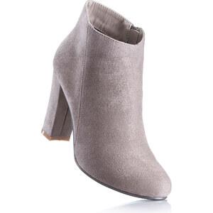 BODYFLIRT Ankle Boot in braun für Damen von bonprix